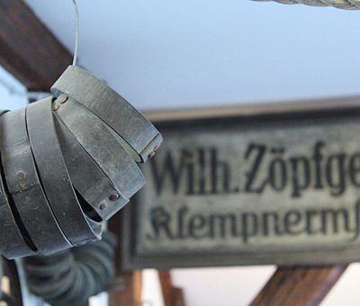 Ein super Ausflugsziel in Niedersachsen: das Stadtmuseum in Quakenbrück. Hier die alte Klempnerei Zöpfgen.